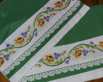 turkish handmade  2    50×70 cm needlepoint pillow