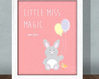 Jimmy Buffet Nursery Print