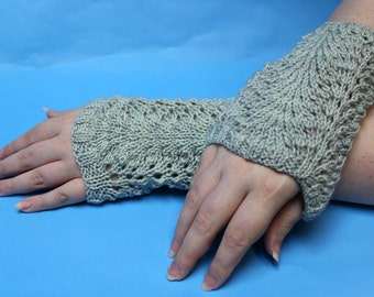 Fingerless Mittens Arm Warmers, fingerless gloves, crochet  gloves, spring accessories, gloves, Ready To Ship