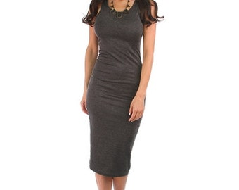 Bodycon madi dress