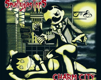 The Snallygasters - Charm City EP