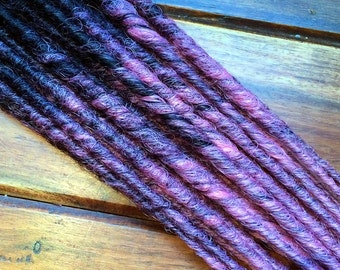 Synthetic Dreads - Licorice Transitional SE - SET OF 4