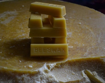 30-35 g/1.15 oz organic beeswax bars