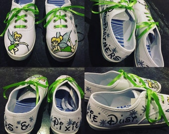 Custom Hand Painted Shoes! Made to Order