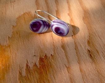 Wampum Earrings