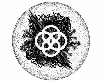Black Circle #2