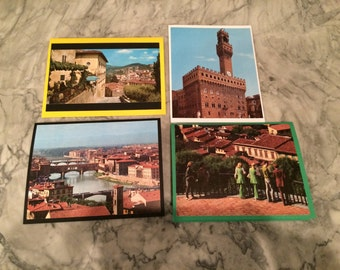 Scenes of Florence Cards