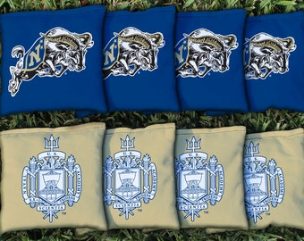 U.S. Naval Academy Midshipmen Cornhole Bag Set