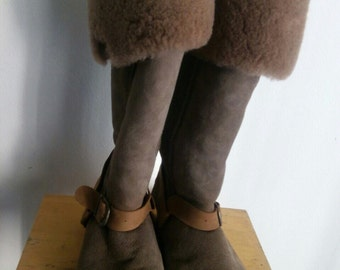 Uggs Vintage Long Shoes