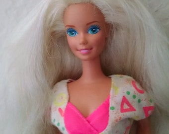 Wildhaired Barbie