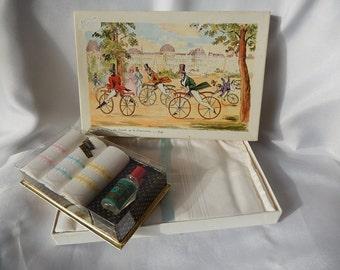 Old Handkerchief TISSGAR nine original packaging