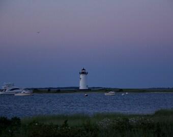 Edgartown Night Lighthouse