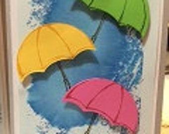 All Ocassion Umbrella Card