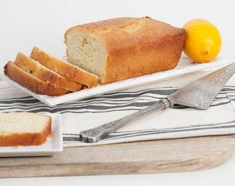 Sunshine Lemon Pound Cake - Gluten Free 1LB Pound Cake Loaf