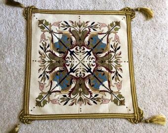 Depiction of baroque design based on Venetian table