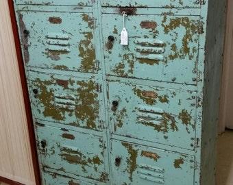 Vintage Locker Set