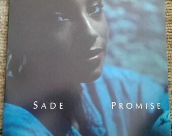 Sade - Promise - FR 40263 - 1985