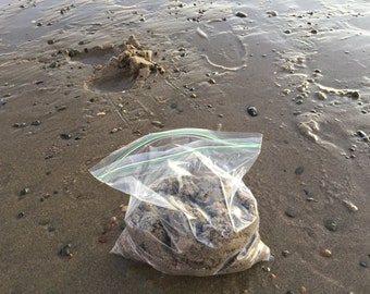 Hand Selected Ocean Sand