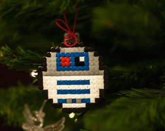 R2D2 in Hama beads