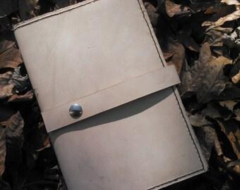 Handmade Leather Sketchbook / Journal