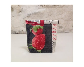 Lunchbag - strawberry