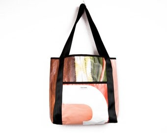 Billie Billboard Tote