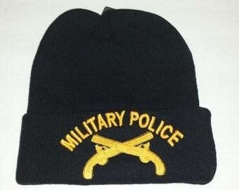 MILITARY POLICE BEANIE
