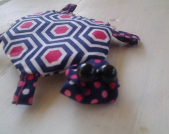 Timmy the turtle coin pouch