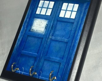 Doctor Who Tardis Key Holder