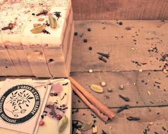 SOAP bar moisturizer-The chai