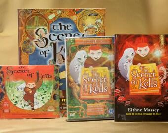 The Secret Book of Kells Bundle