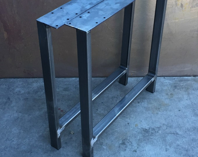 metal table legs set of 4