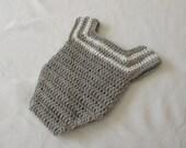 Crochet Baby Romper / Onesie Written Pattern