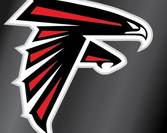 Atlanta Falcons Vinyl Decal Sticker
