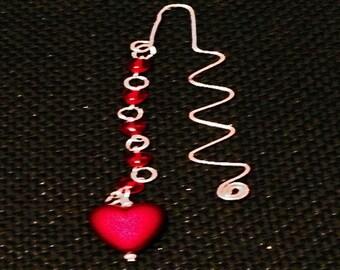 Valentines Day Bookmark