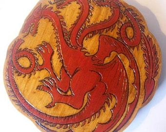 Game of Thrones dragon targaryen color