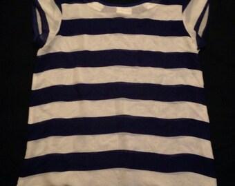 Nautical Stripes Blouse