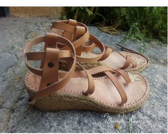 wedge Sandals peregrinas_media