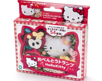 """Playing Card Trump """"Hello Kitty Japanese Lunch Box"""""""
