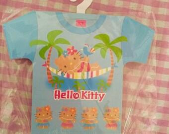 Sanrio Hello Kitty memo pad Hula Kawaii