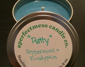 Patty - Peppermint & Eucalyptus