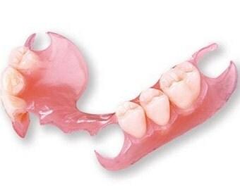 Upper Affordable Denture Online   Custom-Made   FDA-Approved