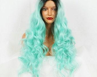 Dawn and Almudena wigs