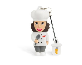 USB Pendrive 8 GB Usb Professional chef
