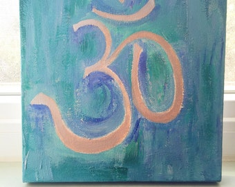 Om painting!