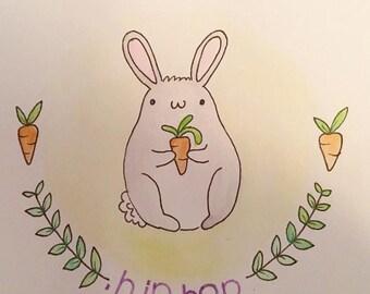 Hip.Hop. Bunny