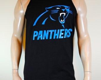 Carolina Panthers Mens Tank Top Football shirt