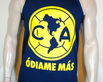 Club America Tank Top Mens shirt Odiame Mas