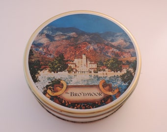 Patsy's Candies Broadmoor Candy Tin