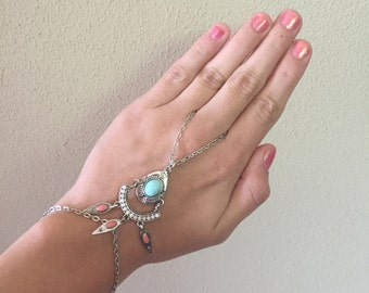 Tribal slave bracelet